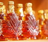quebec city canada maple syrup