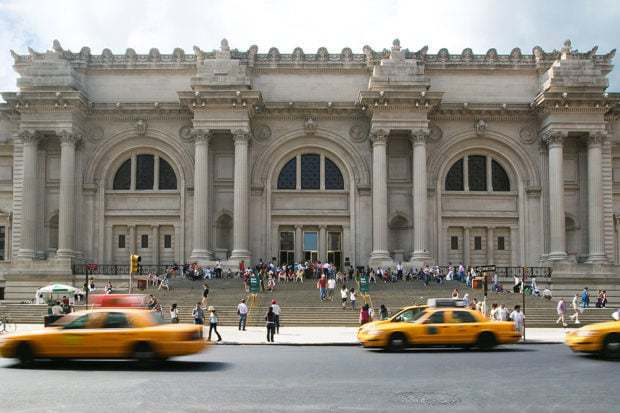The Metropolitan Museum of Art, Courtesy Evan Lee