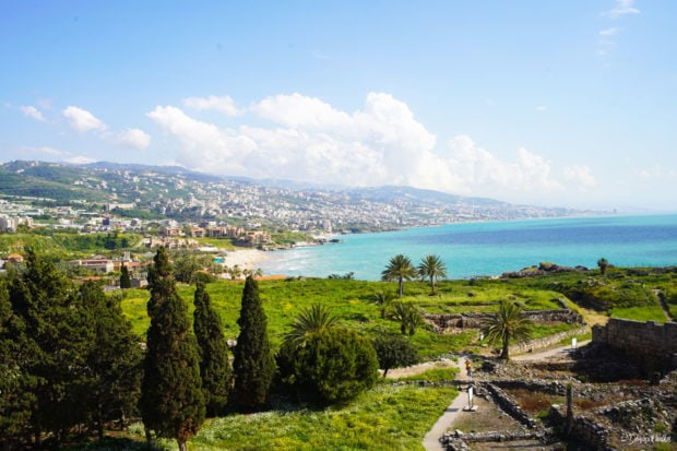 Byblos in Lebanon. Courtesy Indagare / Photo by Dominick Walker