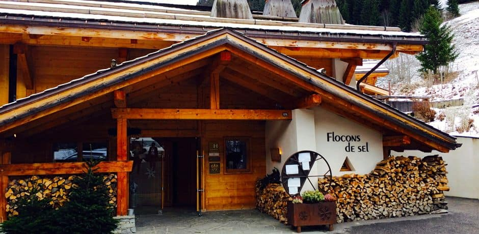 Flocons de Sel, a ten-minute drive outside of town, is a destination, three-Michelin starred restaurant.