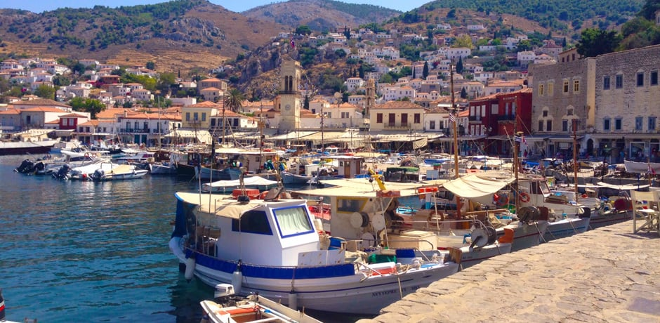 Cruising the Greek Isles: Recommended Routes