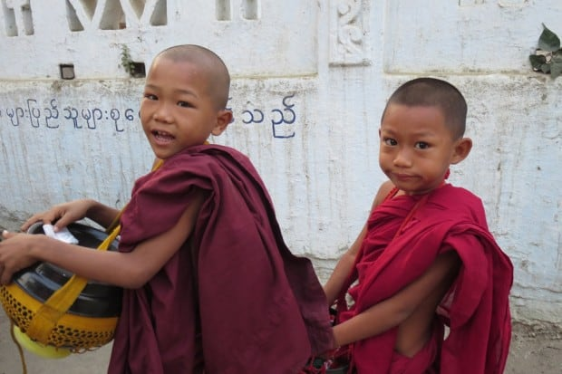 Unforgettable Laos and Myanmar