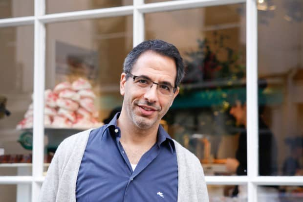 Q&A with Yotam Ottolenghi