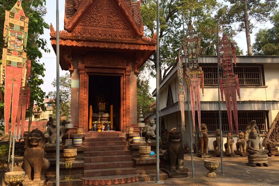 Indagare Tours: Conservation d'Angkor