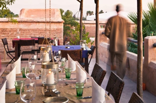 Marrakech with Old Friends