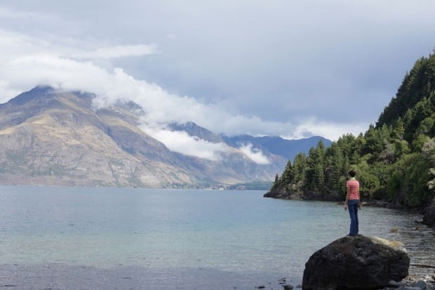 Picturing New Zealand