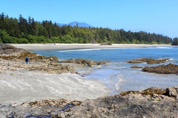 Camping in Style at Clayoquot