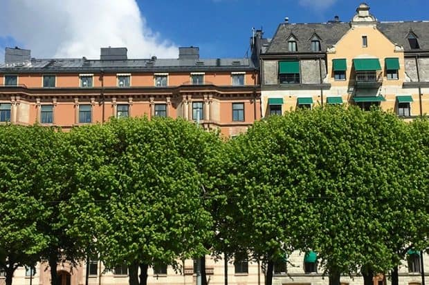 Sightseeing in Stockholm