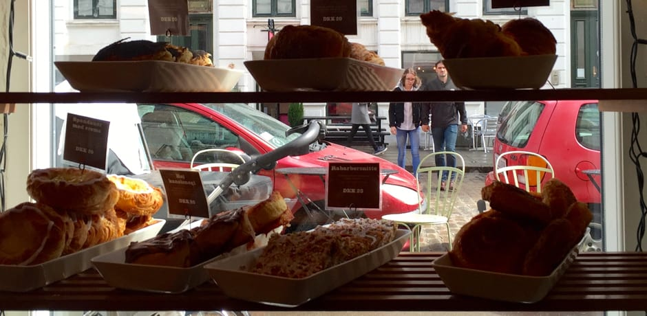 The delicious little Meyers Bageri bakery on Jægersborggade is helmed by Noma co-founder Claus Meyer