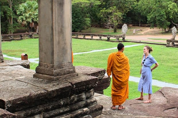 A Spiritual Journey Through Cambodia
