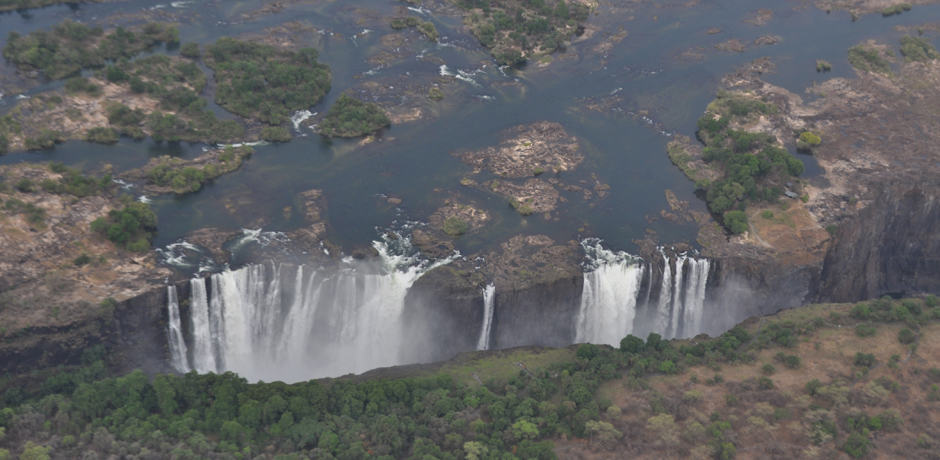 Cheat Sheet: Victoria Falls