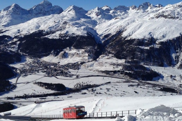 10 to Know: St. Moritz