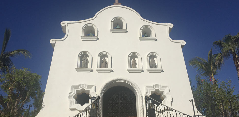 The One and Only Palmilla has a gorgeous chapel on property