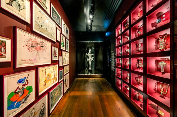 Itinerary highlights on the 2020 journey include a tour of the Musée Yves Saint Laurent. Photo © Musée Yves Saint Laurent Paris by Luc Castel