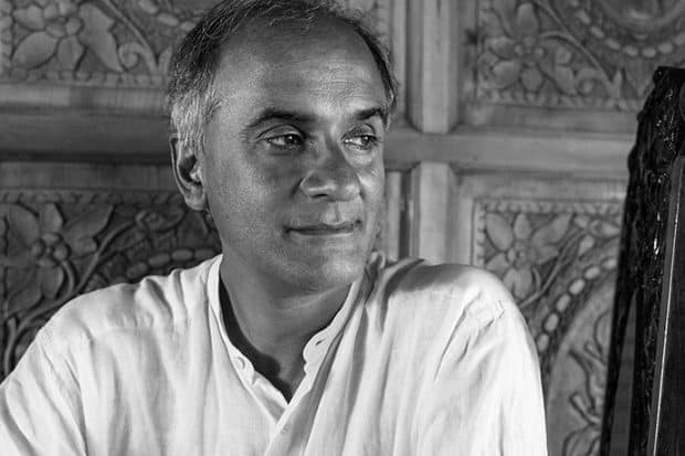 Five Questions for… Pico Iyer