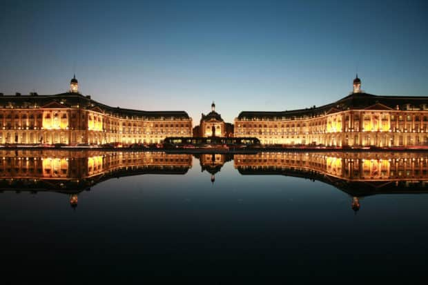 Place de la Bourse, Courtesy Bordeaux Tourism Board