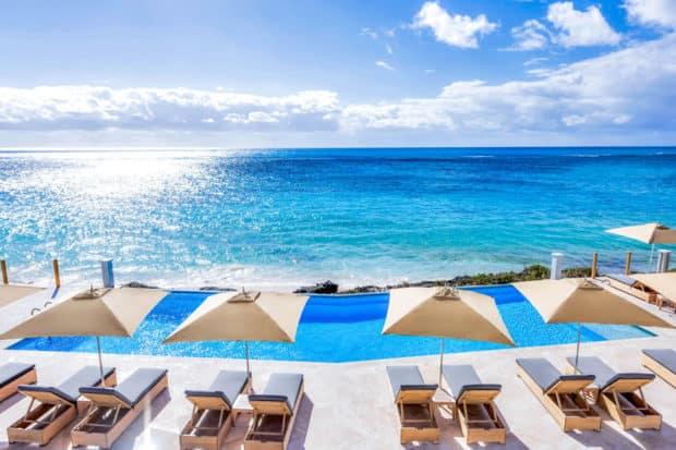 The pool at The Loren, Courtesy Bermuda Tourism