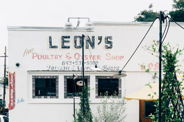 Leon's Oyster Shop