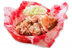 Lunch (Lobster Roll)