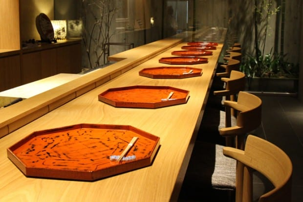 Kyoto's Hot Tables