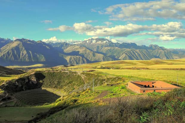 Peru's Sacred Valley, Courtesy El Parador de Moray