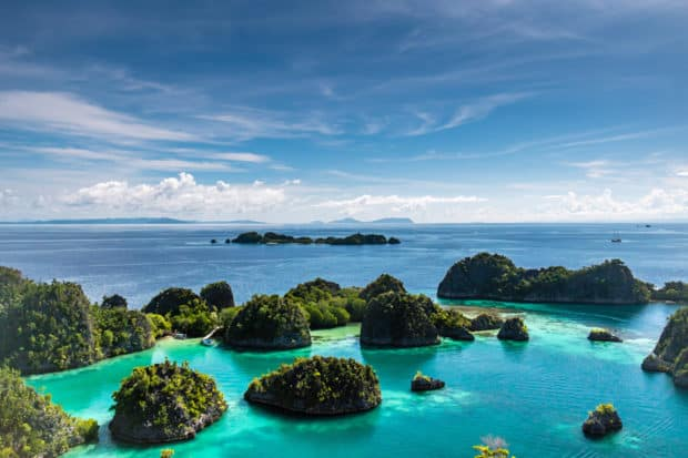 You can explore the islands of Raja Ampat, Indonesia with Indagare in 2020