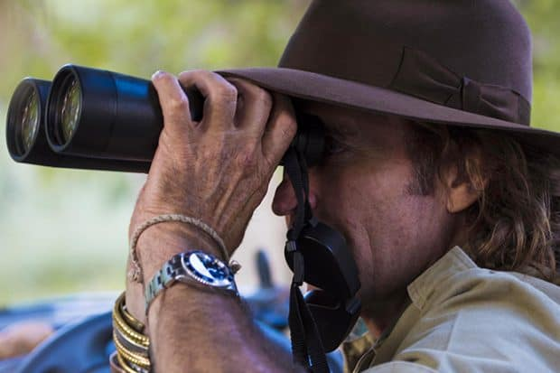 Into the Wild: Interview with Legendary Safari Guide Ralph Bousfield