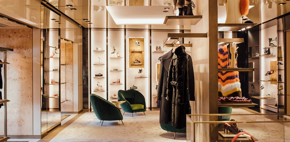 Guests on Rickie's Insider Journey will enjoy exclusive access to the ateliers of Fendi (pictured here), Valentino, Bulgari and more.