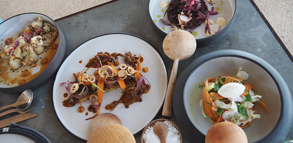 Singita Lebombo is a must for foodies.
