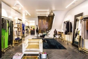 Amanda Wakeley Mayfair Townhouse