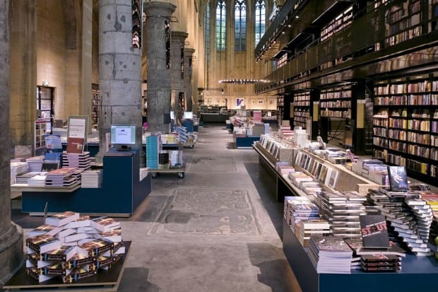 Bookstore Dominicanen