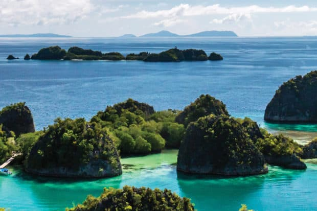 secret islands of indonesia