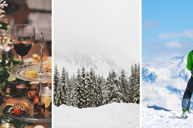 What's New: Stylish Ski Escapes