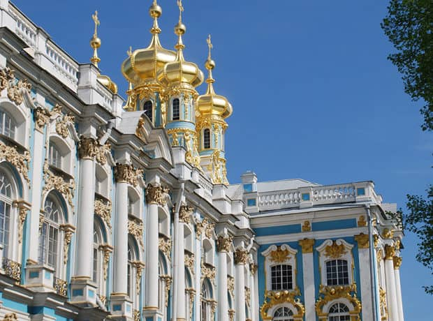 Pulling Back the Curtain with Architectural Digest's Howard Christian: Secrets of St. Petersburg, Russia