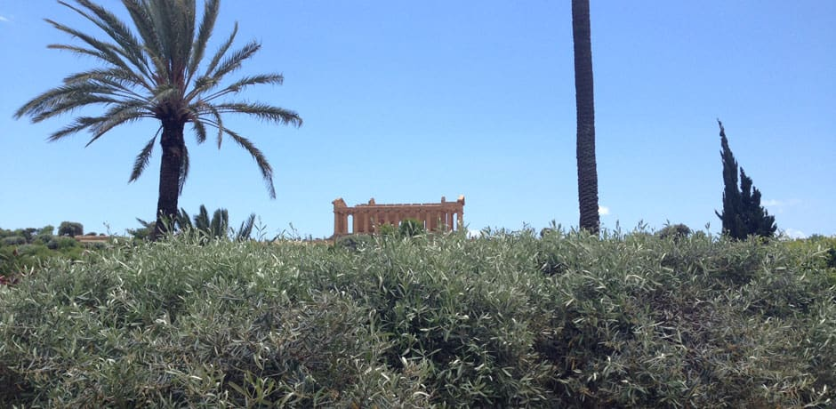 Sicily's Agrigento has some of the most important temples outside of Greece.