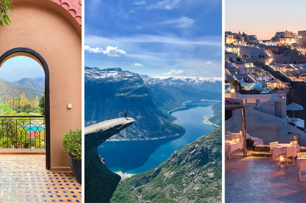 Indagare's Travel Wish List: The Places Our Team is Dreaming of for the Future