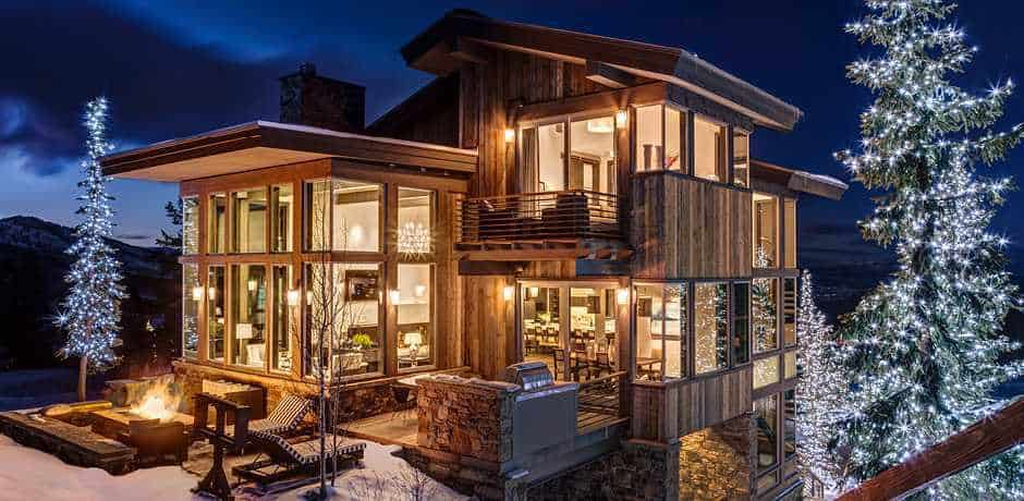 The Stein Eriksen Residences in Park City, Utah can accommodate large groups and can be booked for a weekend, a week or even longer stays. Courtesy Stein Eriksen.