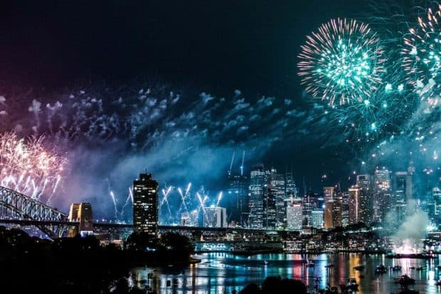 8 Best Places to Spend New Year's Eve 2019
