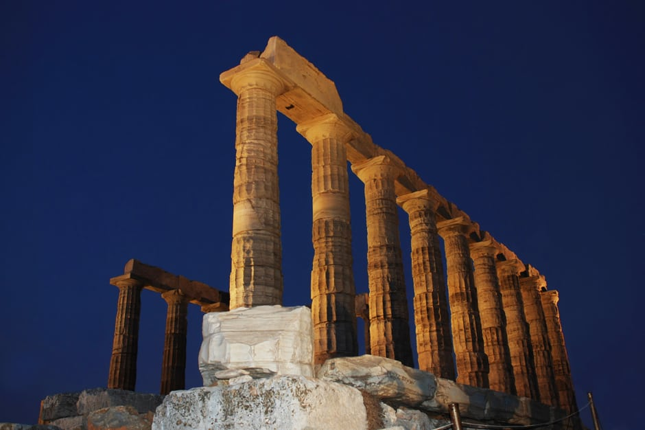 Indagare Tours: Cape Sounion