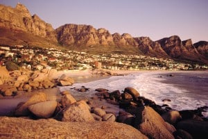 Camps Bay Beach