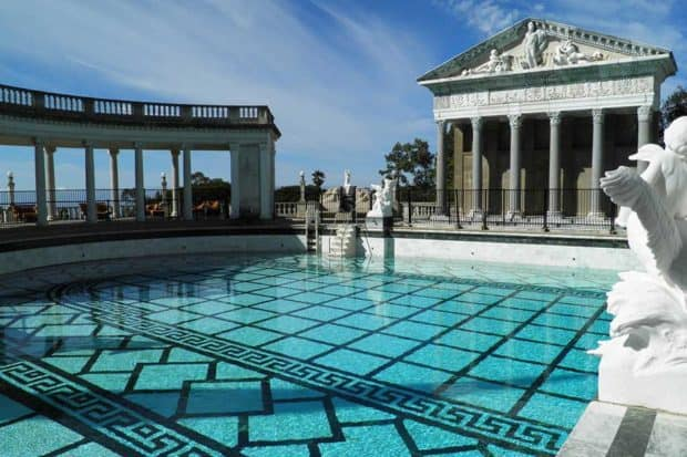 Courtesy Hearst Castle