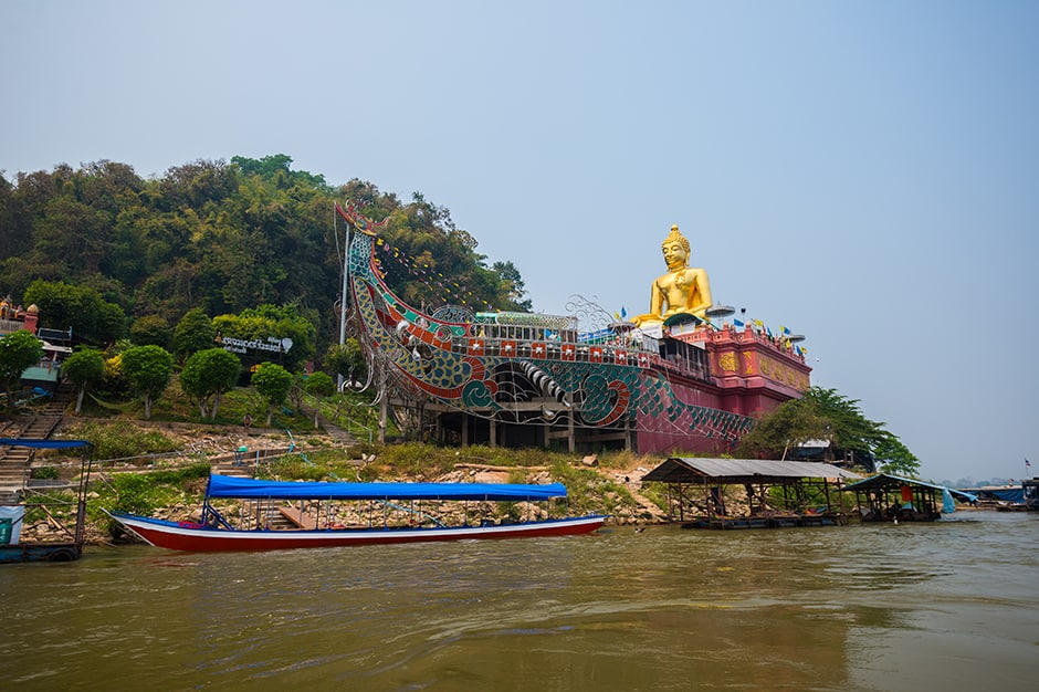 Indagare Tours: Golden Triangle Boat