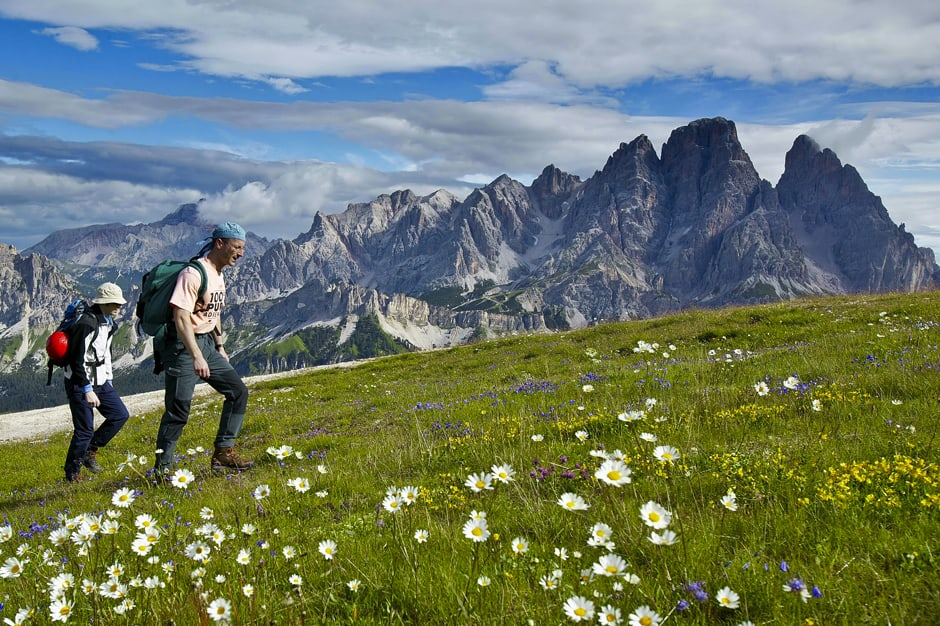 Indagare Tours: Hiking in the Dolomites