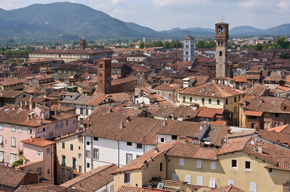 Day Trips: Lucca