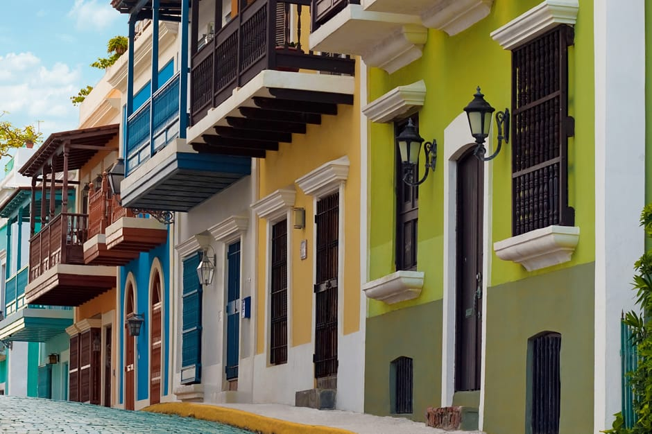 Indagare Tours: Walking Old San Juan