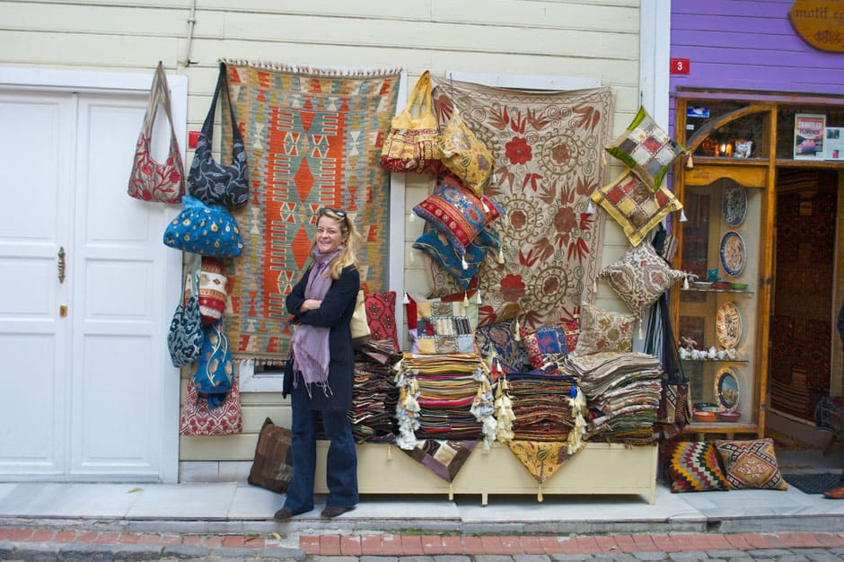 Indagare Tours: Istanbul Shopping