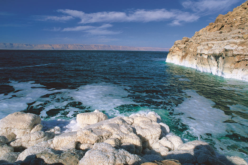Dead sea - Dead Sea , Jordan, Jordan , Courtesy of jordan