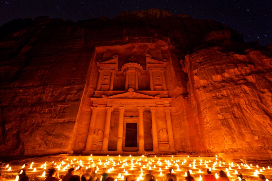 Indagare Tours: Petra by Night