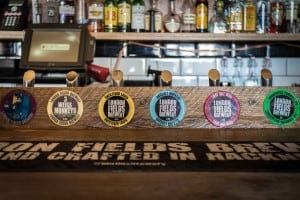 London Fields Brewery Tour
