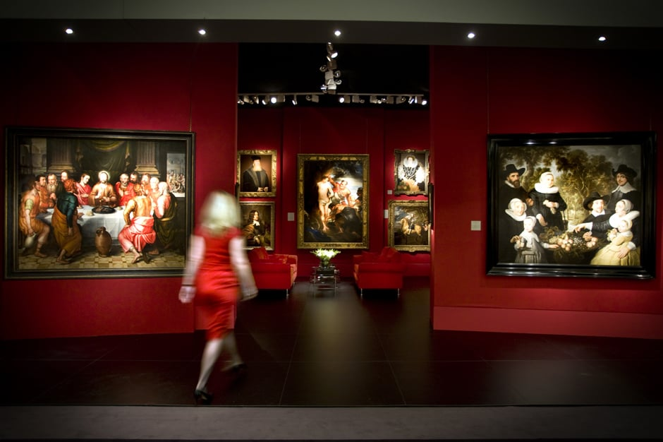 TEFAF (The European Fine Art Fair)